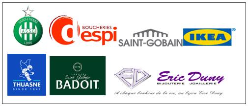 Logos professionnels